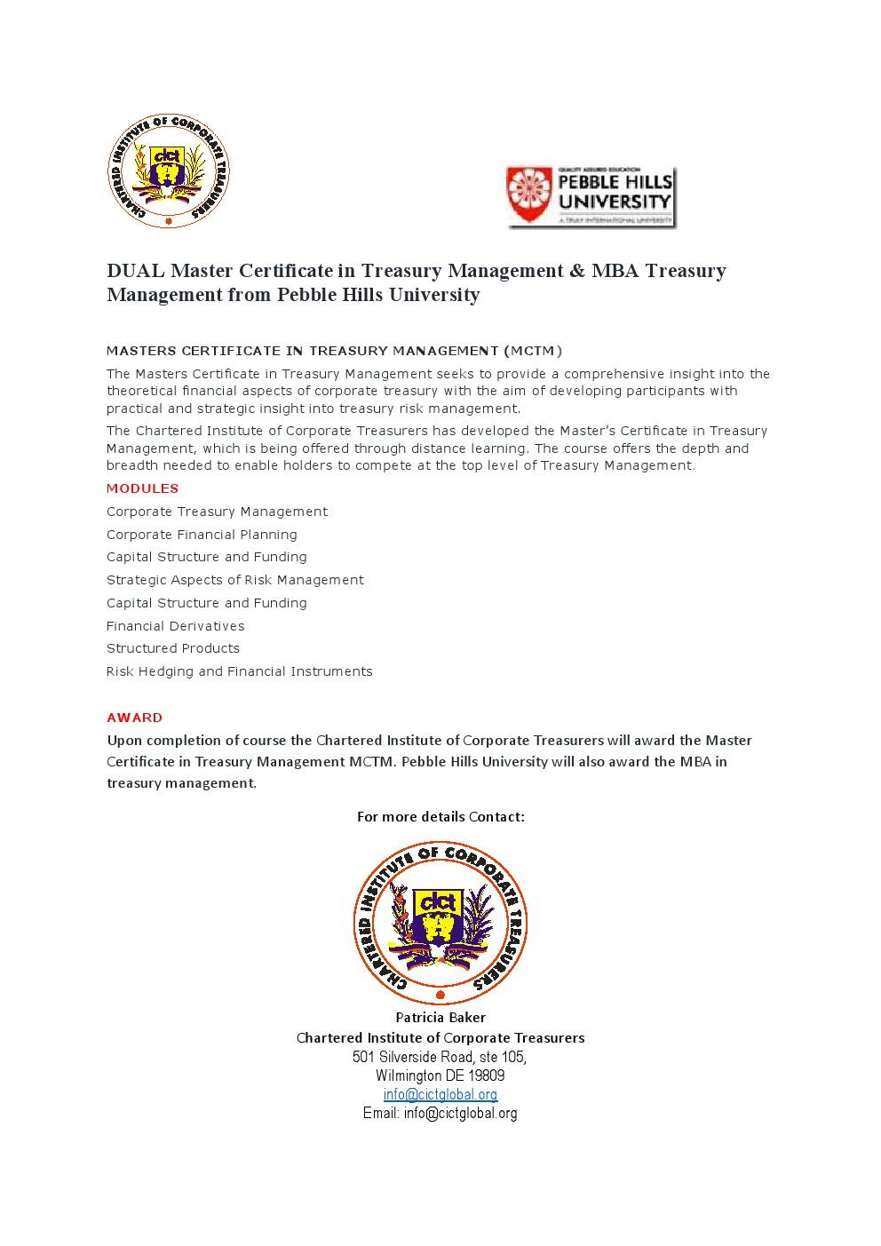 DUAL Master Certificate in Treasury Management2 (1)